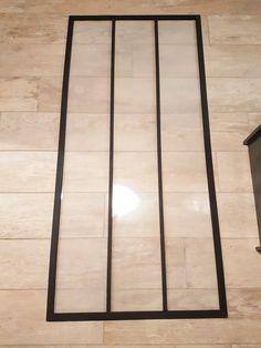 verrière porte atelier Wood Doors, Transformers, Interior Decorating, New Homes, We, Mirror, Architecture, Furniture, Design