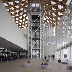Centre Pompidou-Metz,© Didier Boy De La Tour
