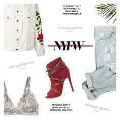 """""""Pack for NYFW (Top  Set for February 6th)"""" by antemore-765 ❤ liked on Polyvore featuring Off-White and STELLA McCARTNEY"""