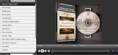 Áudio Galeria-Suite é uma solução completa galeria de áudio suite / que inclui uma galeria de web de áudio e um software para gerenciamento de listas de reprodução, áudios carregar e gerenciar a galeria de áudio na web