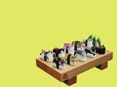 Bildergebnis für cat sushi