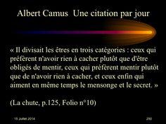 Albert Camus (1913-1960) n° 250