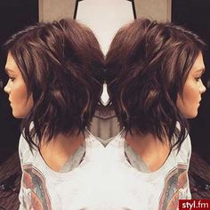 Frisuren Bob Hair Style Tips for Planning Your Prom: Prom Dresses, Prom Schedule, Hairstyle, and Mor Medium Hair Styles, Curly Hair Styles, New Hair Look, Hair Images, Great Hair, Pretty Hairstyles, Hairstyles For Fine Hair, Messy Bob Hairstyles, Short Hair Cuts