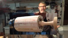 Making A String Steady Rest For Woodturning