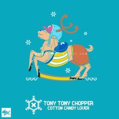 Tony Tony Chopper Wayang One Piece - Straw Hat Pirates by Manzur Ghozaali, via Behance