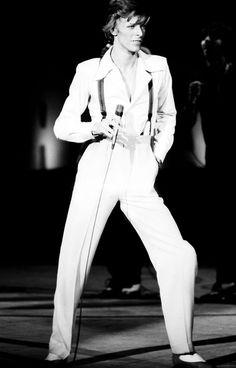 #davidbowie #1974 #live #diamond #dogs #tour #USA