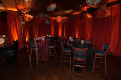 Flambeaux Room Private Event