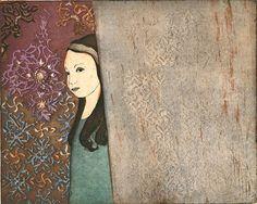 Creative Skills, Portrait Inspiration, Water Lilies, Printmaking, Renaissance, Clouds, Sculpture, Embroidery, Artist