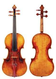 Giuseppe #Guarneri del Gesù (1698-1744) - #Violin *Moller* - Cremona (c.1725)