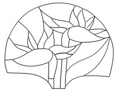 stained glass fan lamp patterns - Google Search | *~* Grimoire in ...