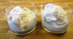bananen ijs zonder ijsmachine uit Paulines keuken Sugar Free Recipes, Clean Recipes, Sweet Recipes, Banana Recipes, Snack Recipes, Dessert Recipes, Healthy Recipes, Healthy Sweet Snacks, Frozen Yoghurt