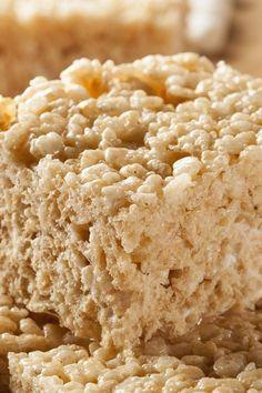 Marshmallow Crispy Treats (Weight Watchers)