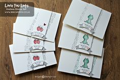 Independent UK Stampin' Up! Demonstrator Bibi Cameron: LOVE YOU LOTS STAMPIN' UP! FOR GLOBAL DESING PROJECT GDP038 - Sketch by Teneale