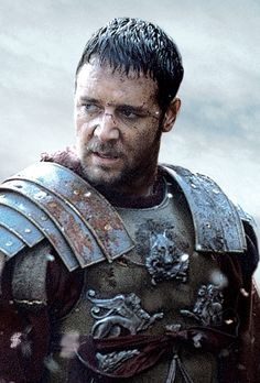 So my husband made me watch Gladiator for the first time and I can't believe I went so long without watching it! Its awesome!
