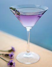 Post Ranch Inn (Big Sur) Lavender Martini