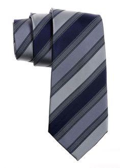 Navy blue tie against blush shirt?