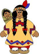 DLTK's Crafts for Kids -Native American Paper Crafts