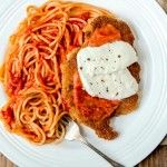 Dinner for Two: Easy Chicken Parmesan