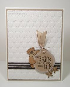 cute boy card