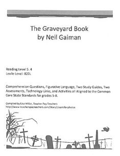 The graveyard book chapter summary