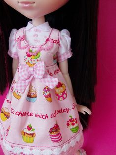 Sweet Lolita outfit for Pullip by SquishTish on Etsy