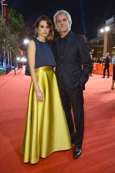 Kasia Smutniak Photos - Stars at the Rome Film Festival - Zimbio
