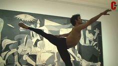 El quejido de los Ullate, Morente y el Guernica: El bailarín Josué Ullate interpreta una coreografía de su padre Víctor frente al cuadro de Picasso con motivo del Día de la Danza (video) http://www.elcultural.es/videos/video/1172/ESCENARIOS/El_quejido_de_los_Ullate_Morente_y_el_Guernica