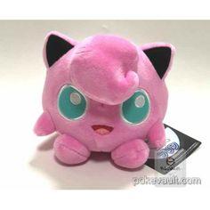 Pokemon Center 2016 Jigglypuff Plush Toy