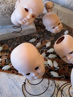 Creepy halloween decor! I NEED!!