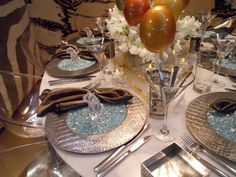 Tabletop Decorating Ideas   Trendy room decorations