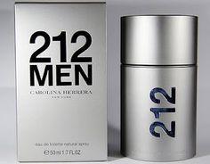 Carolina Herrera 212 Men's Perfume