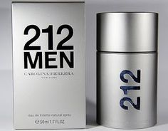 Carolina Herrera 212 Men's Perfume