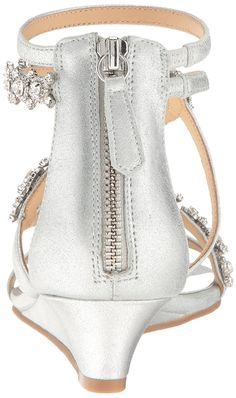0479083b50e9 Badgley Mischka Women s Belvedere Wedge Sandal    Click on the image for  additional details. (This is an affiliate link)  shoesoftheday