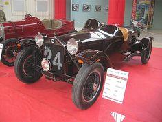 Lancia Lambda-Mk7 1927 Front-view - Lancia Lambda - Wikipedia