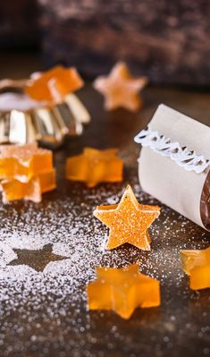 Christmas Baking, Christmas Diy, Christmas Recipes, Veggie Chips, Sweet Little Things, Christmas Feeling, Homemade Candies, Confectionery, No Bake Cake