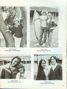 Top right; 8th grade, Gary Allan