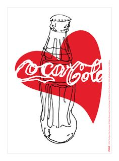 Kiss The Past Hello. Coca-Cola Design: 100 Years of the Coca-Cola Bottle. #MashupCoke by: Son&Sons @sonandsons