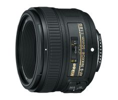 Nikon AF-S NIKKOR 50mm f/1.8G - NK2199 Your DSLR's best friend A must-have for standard portraits and everyday use, the AF-S NIKKOR 50mm f/1.8G is a lens that will absolutely surprise you. The 50mm fo