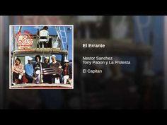 """""""El Errante""""  - TONY PABON Y LA PROTESTA"""
