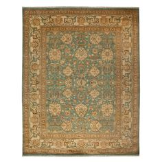 """Valley Collection Oriental Rug, 8'3"""" x 10'1"""""""