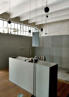 Loft Milan via Interior design