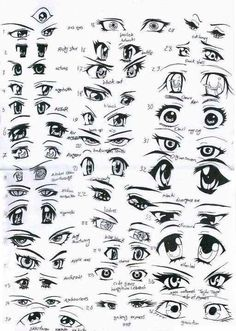 Eyes tutorial Realistic Eye Drawing, Drawing Eyes, Manga Drawing, Manga Art, Drawing Sketches, Manga Anime, Anime Art, Eye Drawings, Sketching