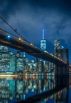 New york city at night #newyork #night  #photography  https://plus.google.com/+alpaciro27
