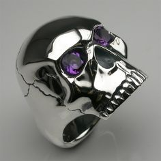 Stephen Einhorn - Skull Ring.
