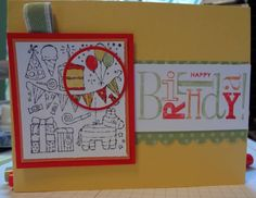 Spotlight on Birthdays! by lizzier - Cards and Paper Crafts at Splitcoaststampers