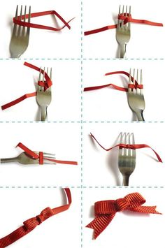 How to make a small bow