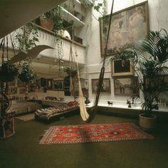 """#differArchitecture! """"Casa Maestro Lassalle"""". Fernando Higueras, 1975. #Madrid"""