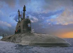 Admiral Warns: Russian Subs Waging Cold War-Style 'Battle of the Atlantic'