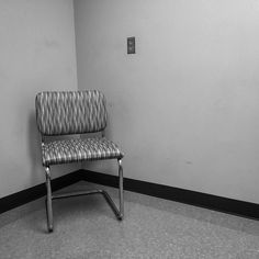 Chair and Waiting