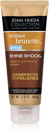 """john frieda """"shine shock"""" glosser"""